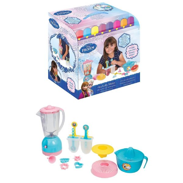 Disney Frozen Childrens Ice Lolly Maker Mould Making Playset 5+ Years